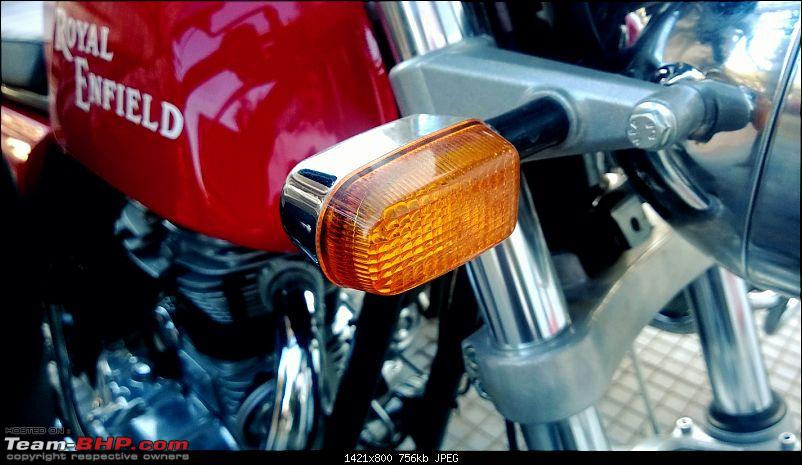 Royal Enfield Cafe Racer spotted testing. Edit: Now launched as Continental GT. Pg 10-wp_20131220_16_57_00_pro.jpg