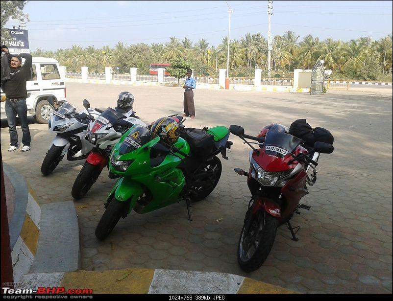 2010 Kawasaki Ninja 250R - My First Sportsbike. 52,000 kms on the clock. UPDATE: Sold!-20140101-09.32.24.jpg