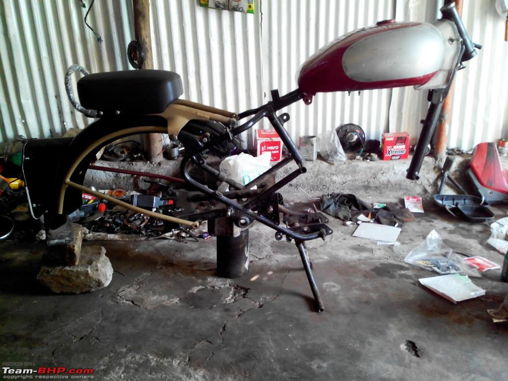 Royal Enfield 350 Electra: Restoration & Upgrades-img_20140104_142414.jpg