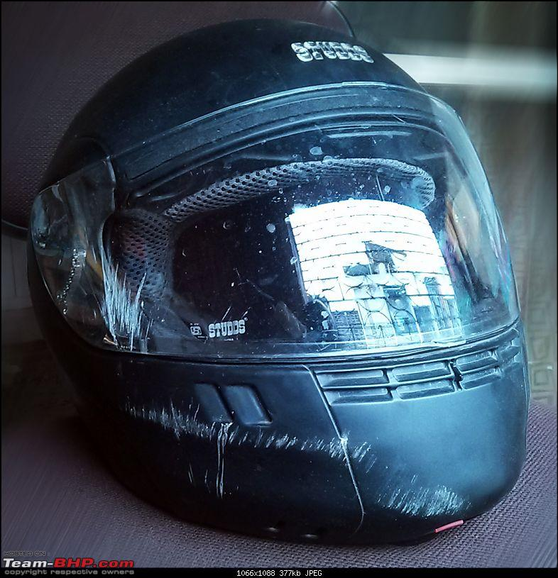 Open Face vs. Full Face Helmets : How Safe are they?-crash1.jpg