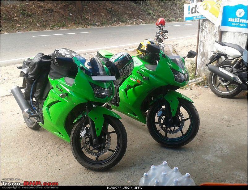 2010 Kawasaki Ninja 250R - My First Sportsbike. 52,000 kms on the clock. UPDATE: Sold!-20140118-14.49.16.jpg