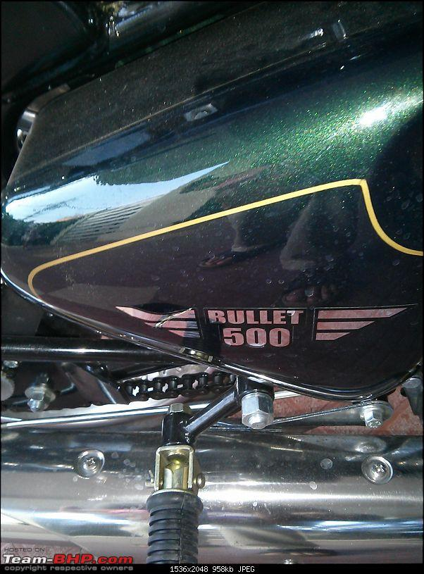 The story of another Green Bullet in my life - My Enfield Bullet 500-sticker.jpg