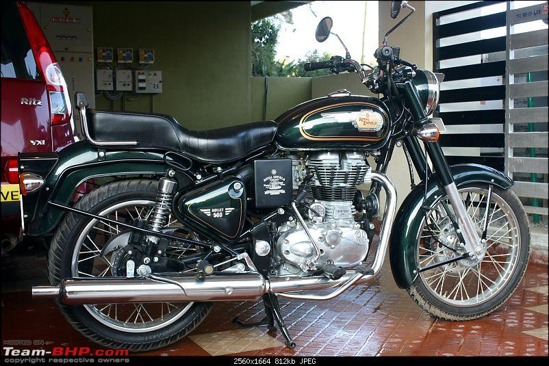 The story of another Green Bullet in my life - My Enfield Bullet 500-img_9343_1.jpg