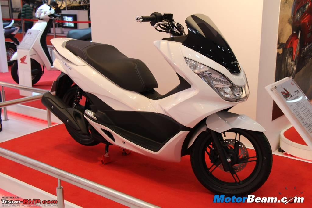 Rumour Honda Activa 125 In The Works Edit Now Launched Team Bhp