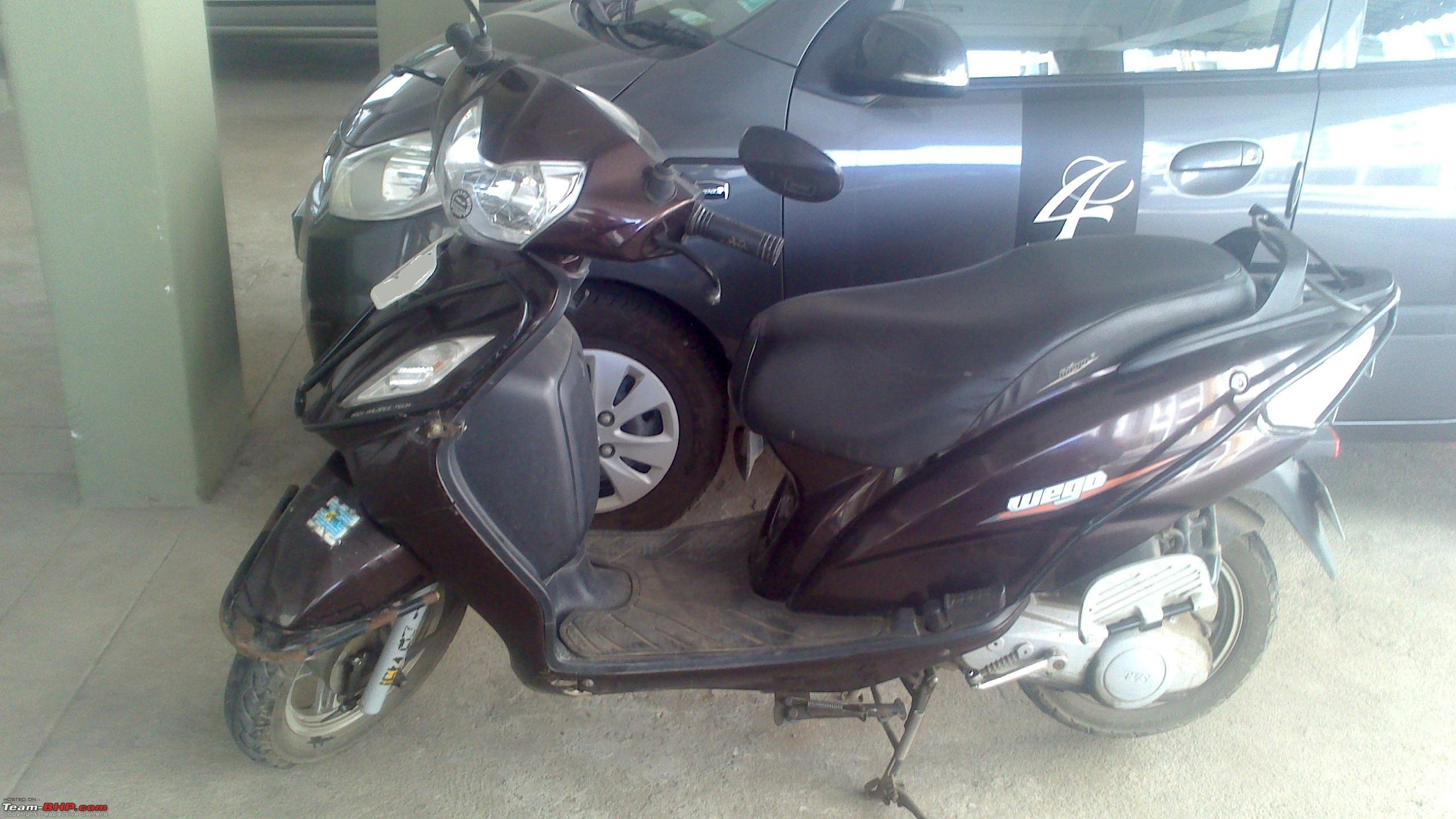 new wego scooter