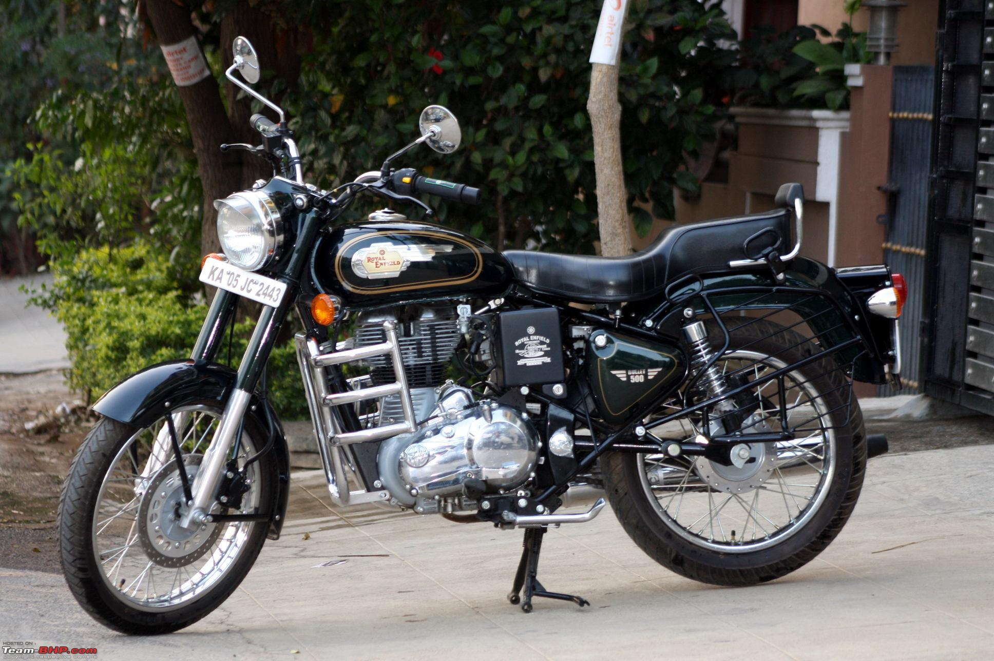 The story of another green bullet in my life my enfield bullet 500 the story of another green bullet in my life my enfield bullet 500 bull1 publicscrutiny Gallery