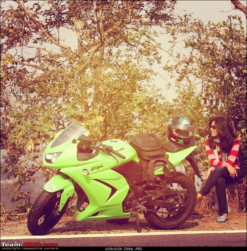 The Mean Green - A Fling with the baby Kwacker -  Ninja 250 R-6.jpg