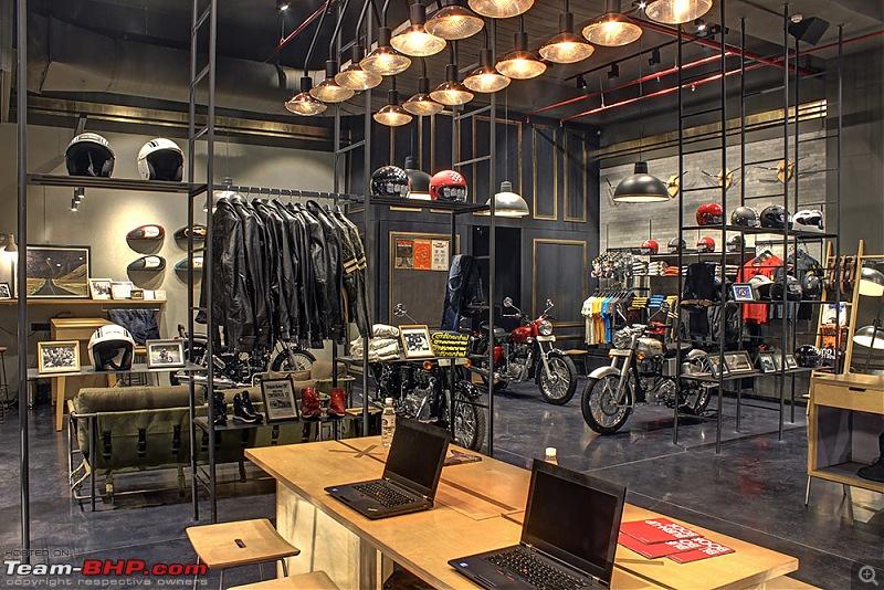 PICS: Royal Enfield's Lifestyle & Branding Store, New Delhi-05c.jpg