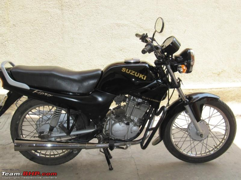 suzuki fiero bike price