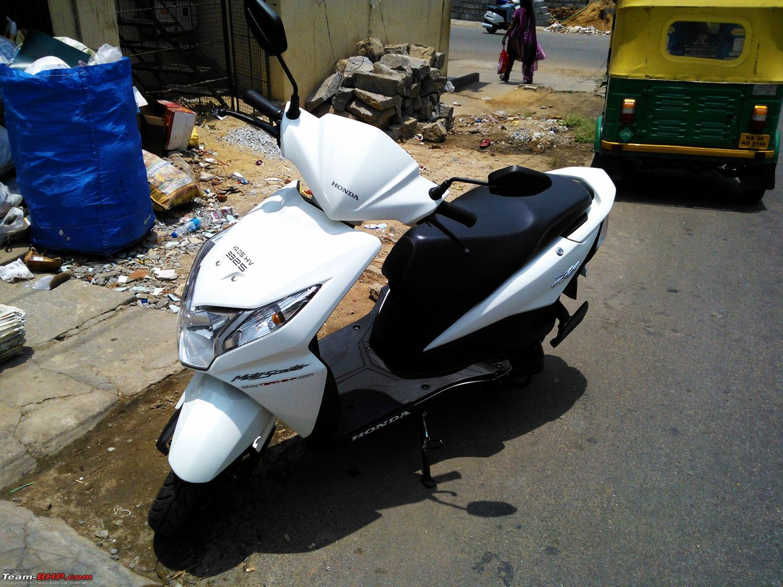 Honda Dio Scooter Accessories Motorcycles