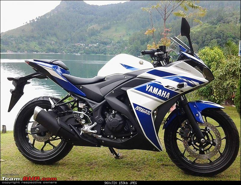 Yamaha R25 launched in Indonesia. EDIT: Launch imminent in India!-yamahayzfr25officialfbimageside.jpg