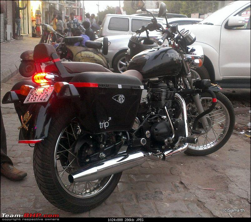 2014 Enfield Thunderbird - My entry into the Motorcycle world. EDIT: 9000 kms update-1imag1678.jpg