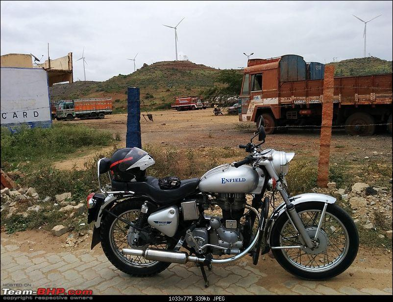Royal Enfield Electra: 1,10,000 kms completed-img_20140628_124718r.jpg