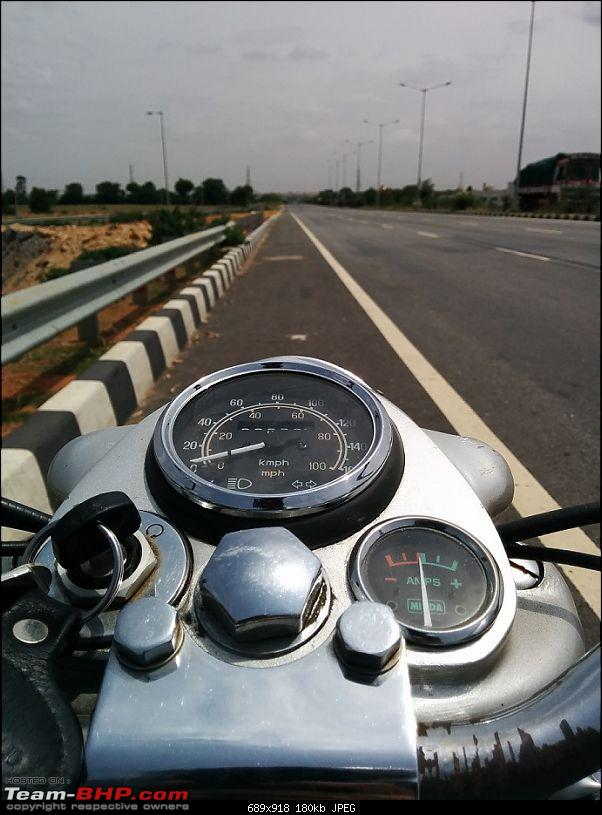 Royal Enfield Electra: 1,10,000 kms completed-img_20140628_110948r.jpg