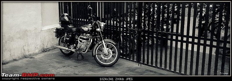 "Royal Enfield Bullet 500 : ""Amun-Ra""-4th-servicing-morning__.jpg"