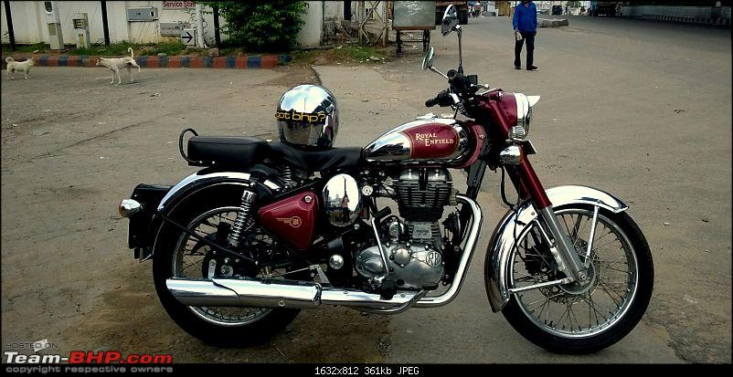 "RE Classic Chrome 500 (12,500kms Done):The ""Maroon Marauder"" THUMP's home!!-wp_20140726_07_10_38_pro.jpg"