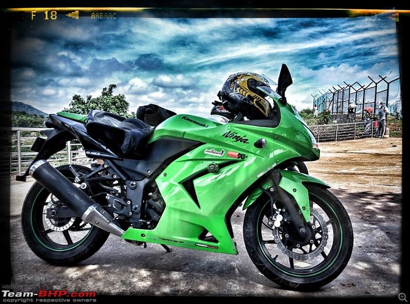 2010 Kawasaki Ninja 250R - My First Sportsbike. 52,000 kms on the clock. UPDATE: Sold!-img_20140823_101758_hdr.jpg