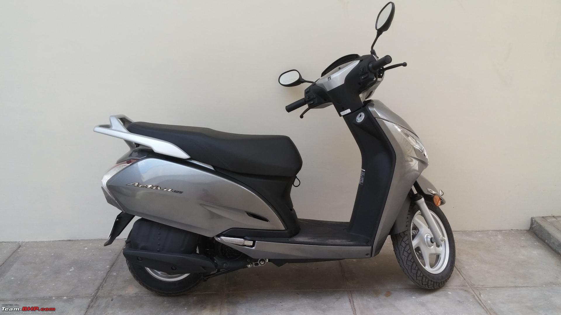 honda new gas activa