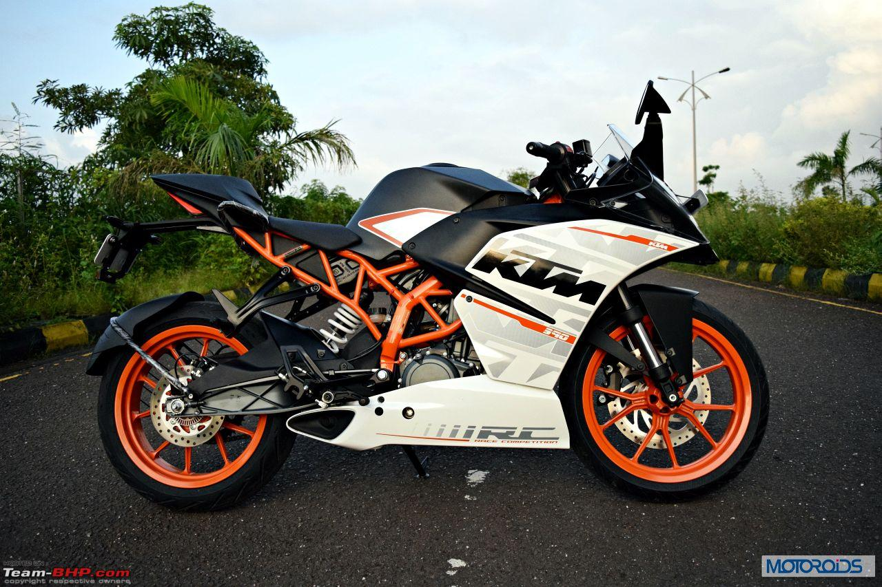 ktm rc390 - now launched for rs. 2.05 lakhs - page 11 - team-bhp