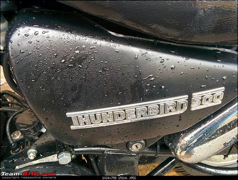 My foray into the biking world - Royal Enfield Thunderbird 500. EDIT: Charger DIY too-1411288154280.jpg