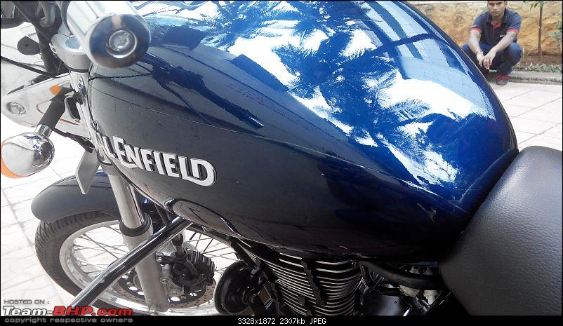 Undying hunger, my 5th Royal Enfield - The Thunderbird 500-20141115151757.jpg