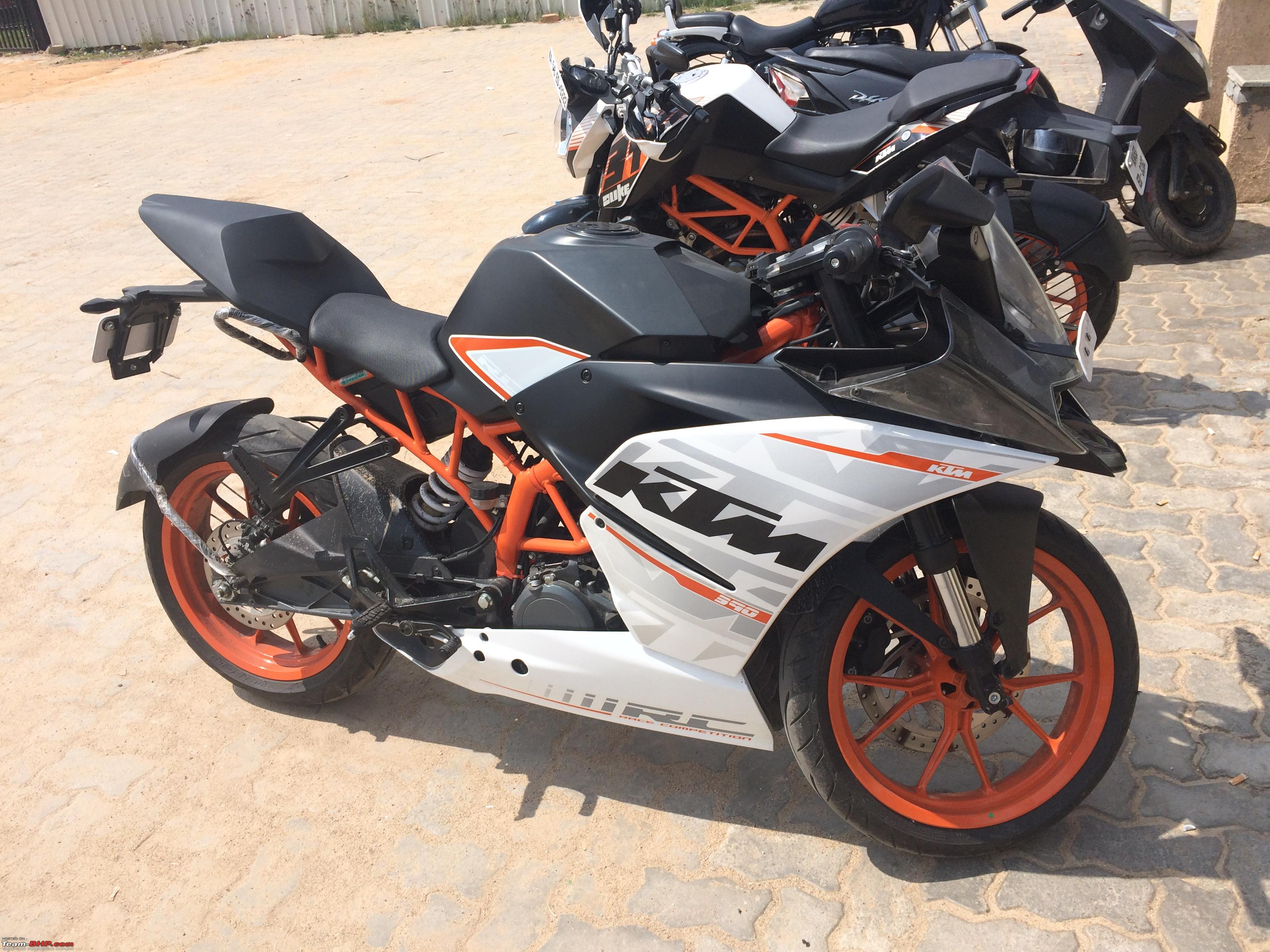my ktm rc 390 review and ownership experience team bhp. Black Bedroom Furniture Sets. Home Design Ideas