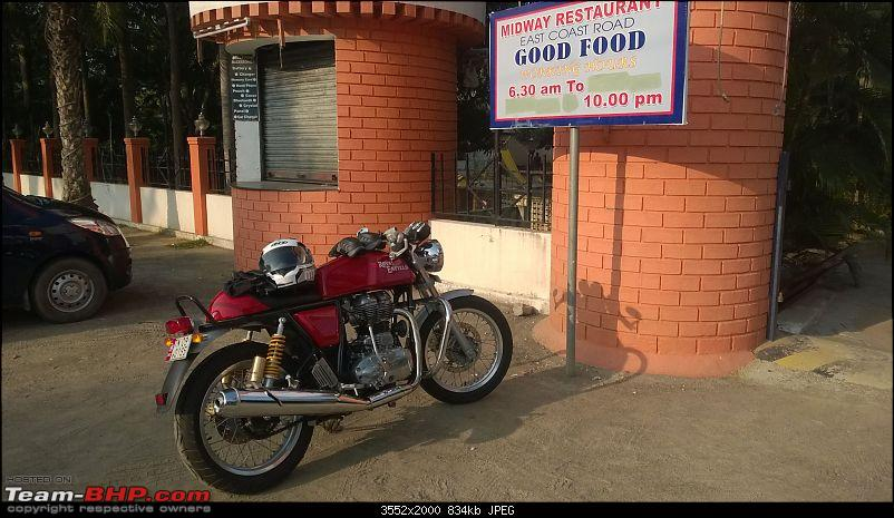 Initial Ownership Review: Royal Enfield Continental GT-mid-point-restaurant.jpg