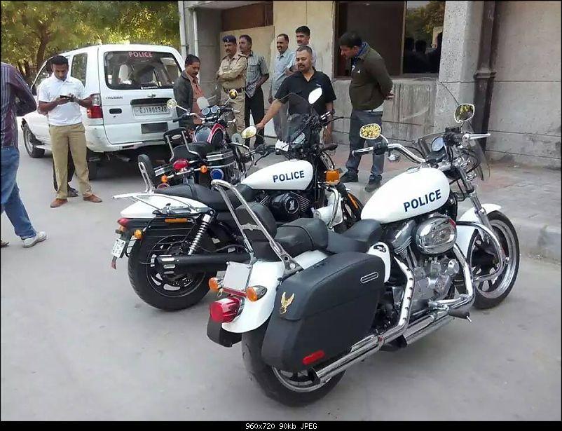 Gujarat Police to ride Harley-Davidsons-10882357_816437271736373_3628902349872847650_n.jpg