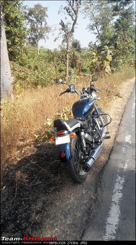Undying hunger, my 5th Royal Enfield - The Thunderbird 500-20141227113438.jpg