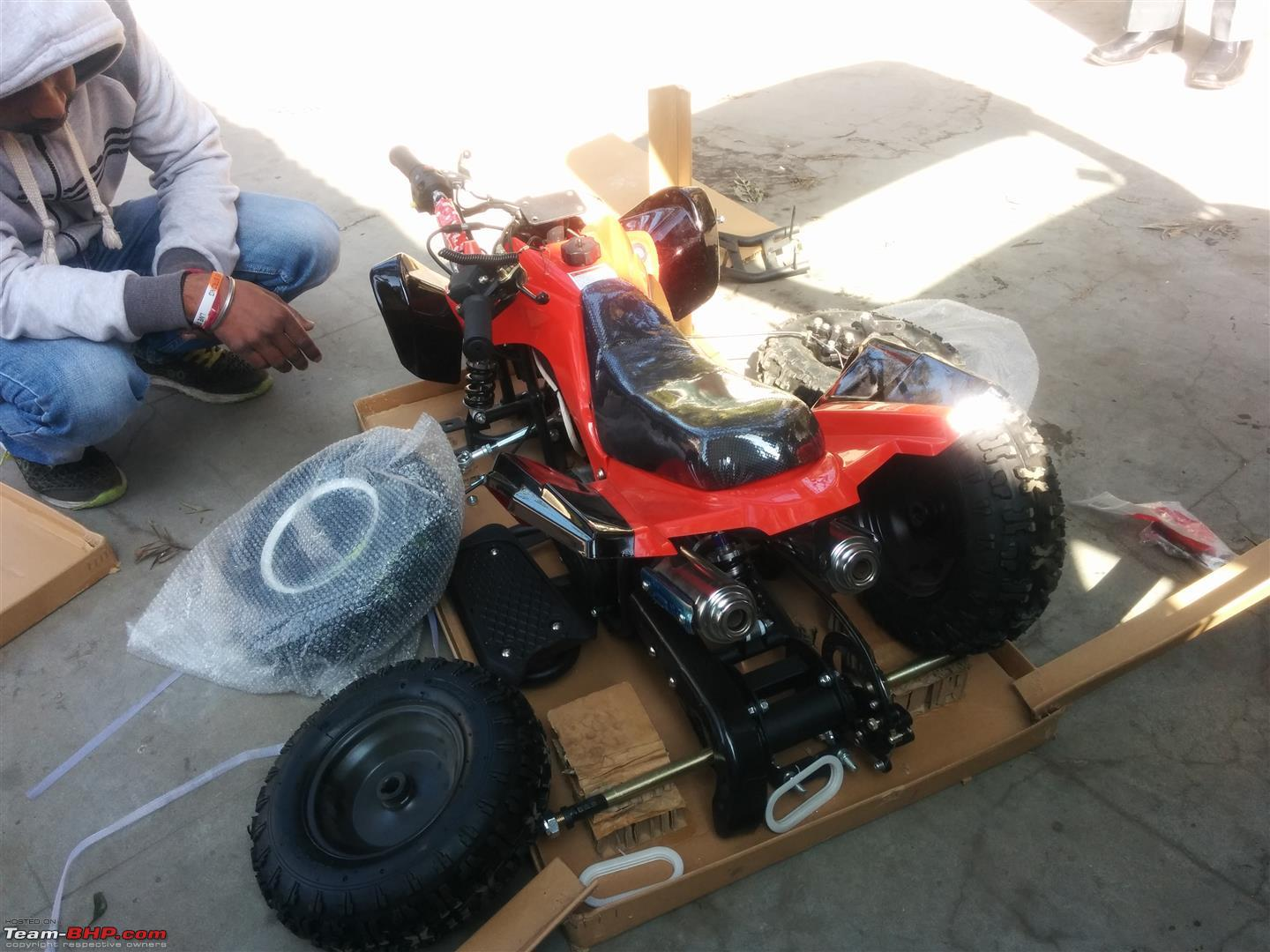 quad bike chassis design pdf
