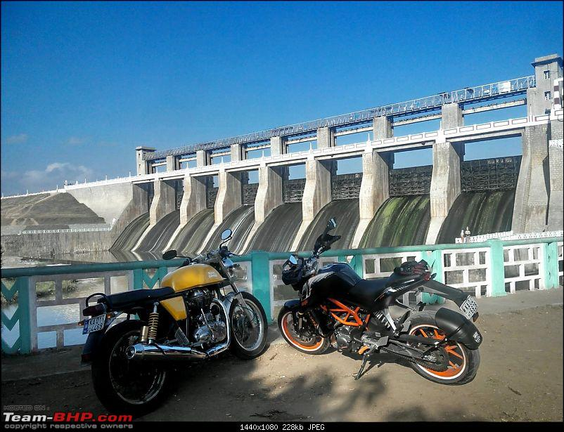 Bangalore - Sunday Morning Short Rides-dam.jpg