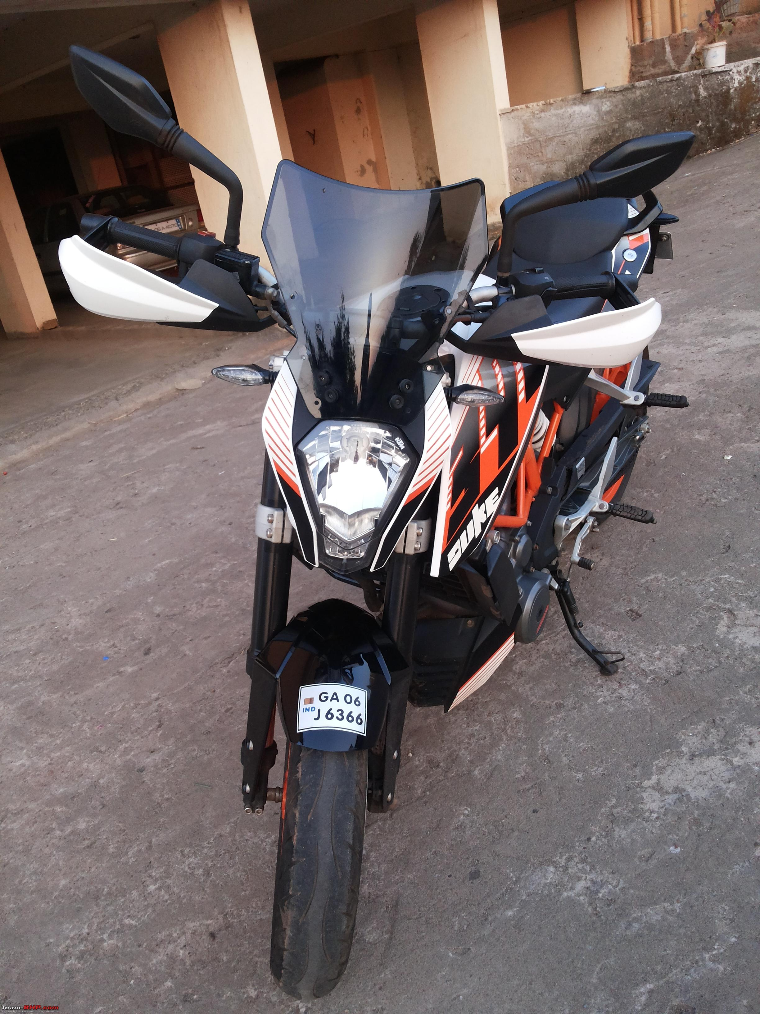 The KTM Duke 390 Ownership Experience Thread - Page 254