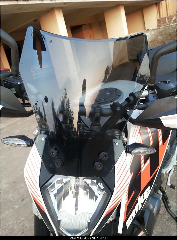 The KTM Duke 390 Ownership Experience Thread-20150127_181420.jpg