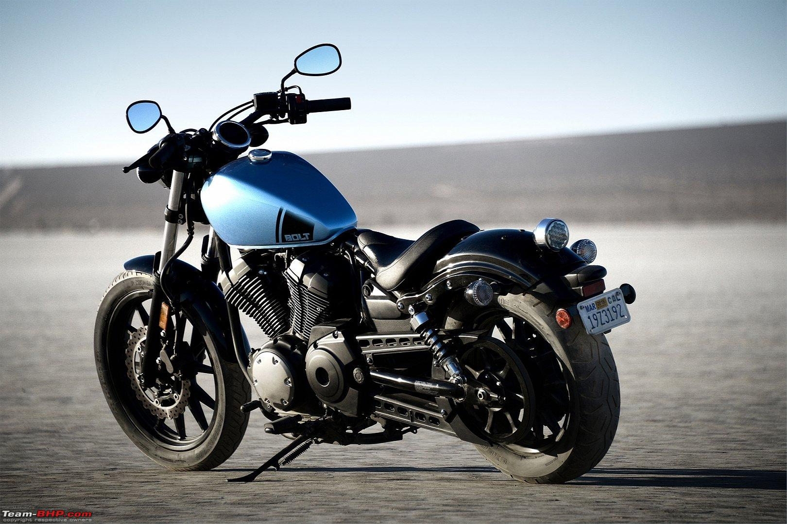 Entry Level Cruiser Motorcycles Dearth Of Japanese
