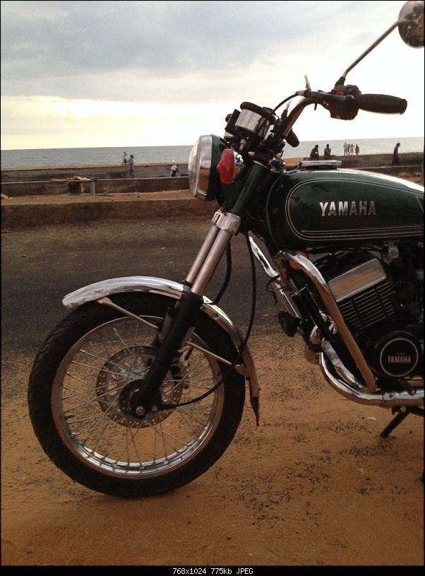 Got gifted a Yamaha RD350 - Restoration in progress-imageuploadedbyteambhp1426429015.616405.jpg