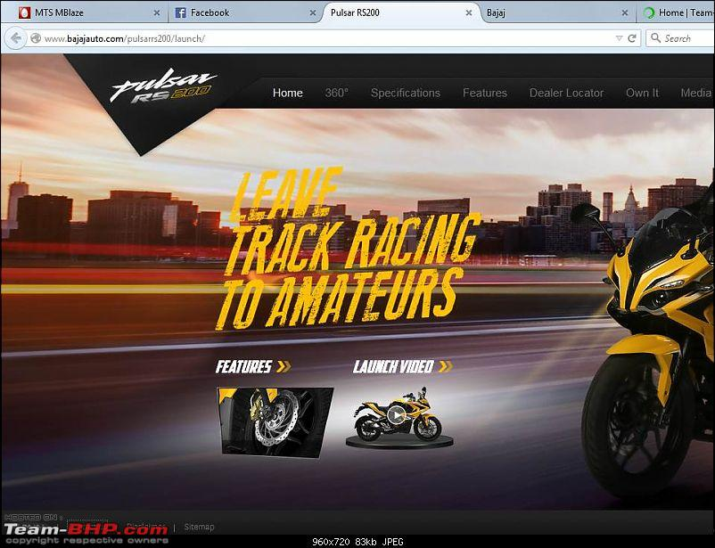 Bajaj Pulsar RS200 launched at Rs. 1.18 lakh-rs200.jpg