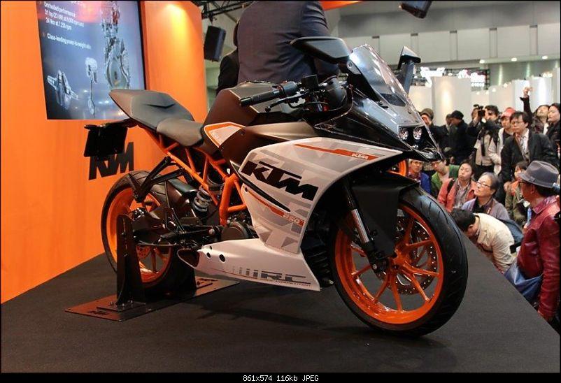 KTM Duke, RC revealed in 250cc avatars!-ktm250tokyo1.jpg