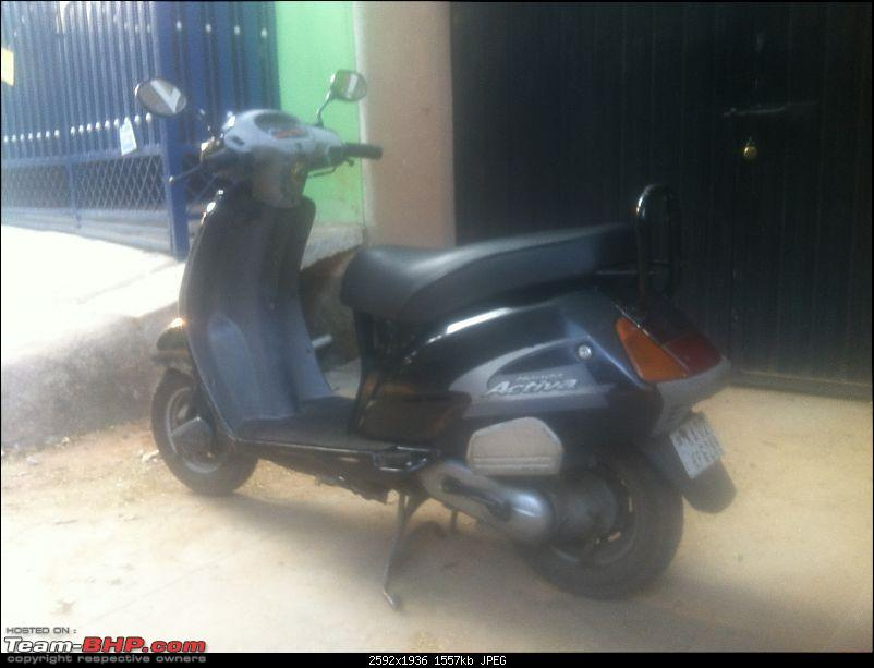 Relative gifts me a Honda Activa!-005.jpg