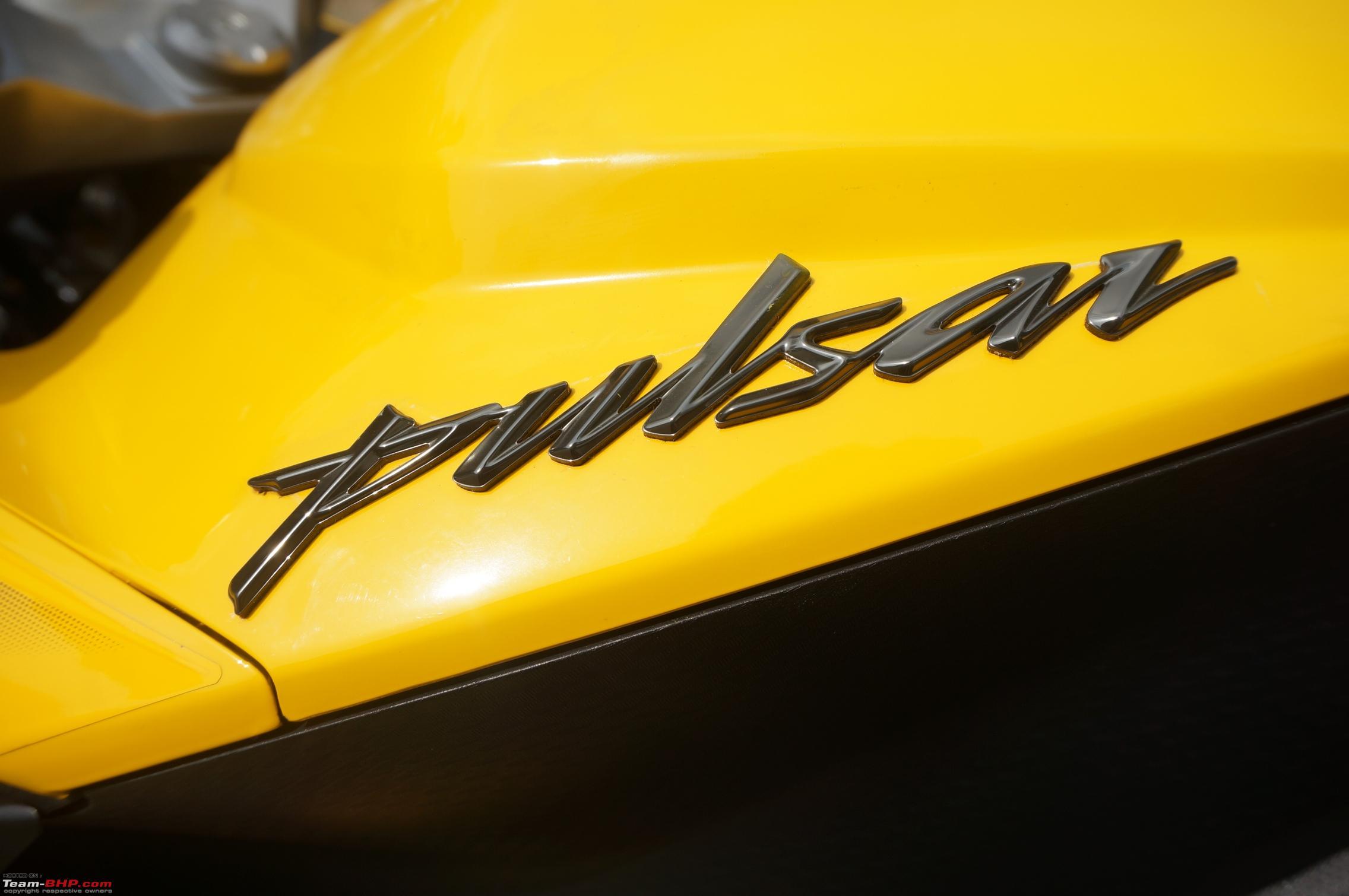 Report, Pics & Video: Bajaj Pulsar RS200 ridden at the factory test