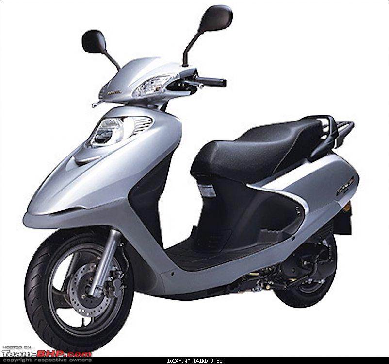 Honda gearing up to launch TVS Scooty rival?-scr100.jpg
