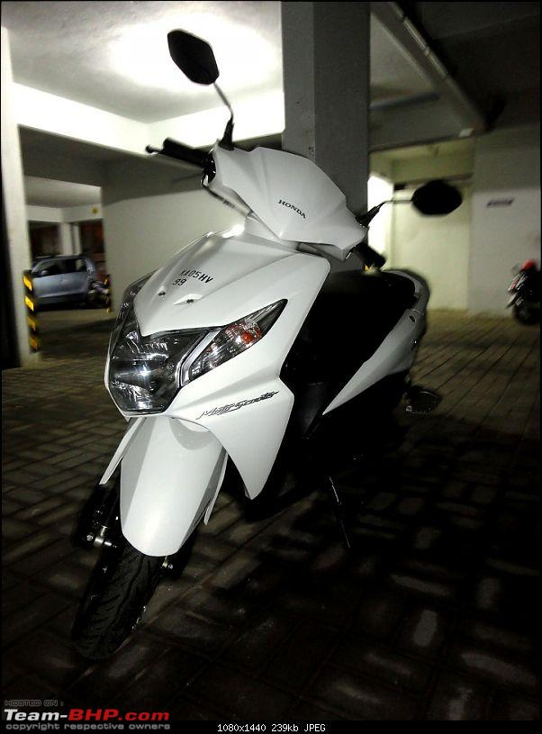 The story of my Honda Dio. EDIT: Horrible after sales & engine trouble!-1.jpg