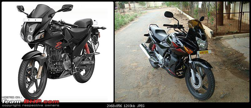 Rumour: Hero MotoCorp working on updated Karizma R-4.-front-3-quartershorz.jpg