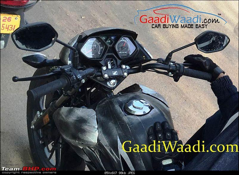 Honda Livo commuter motorcycle spied EDIT: Now launched at Rs. 52,989-livo-4.jpg