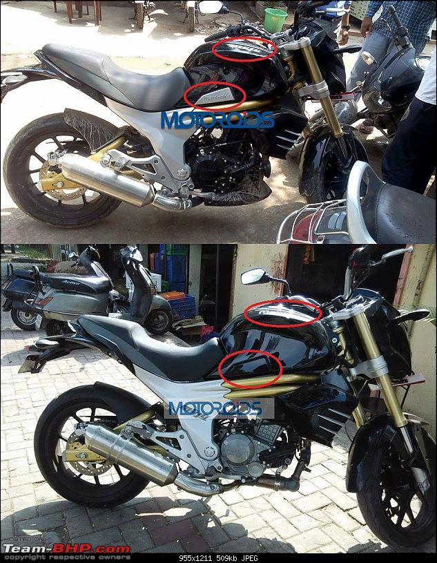 PIC : Mahindra's Mojo 300cc caught testing near Pune. EDIT: Now Launched-mojo3.jpg