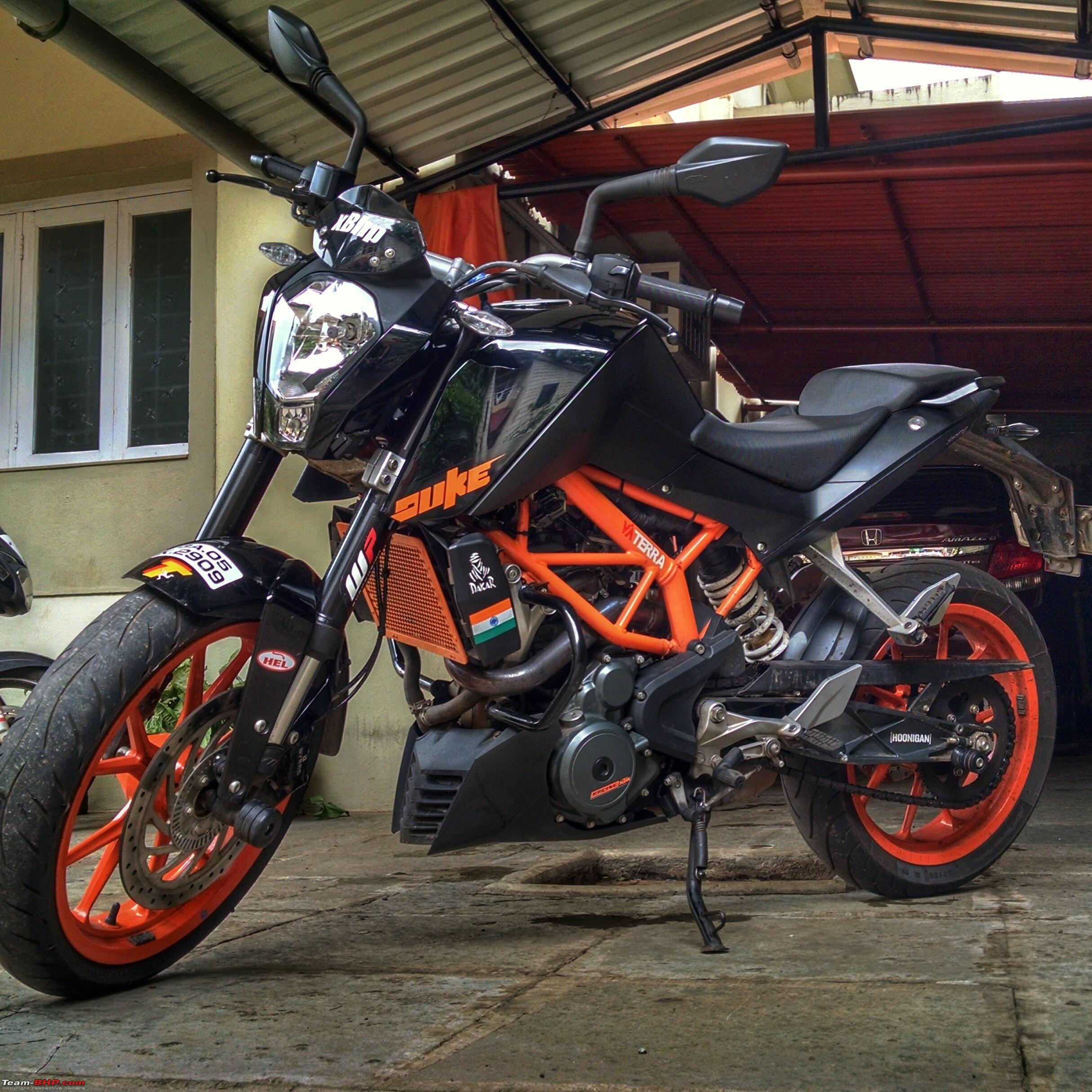 the ktm duke 390 ownership experience thread page 307 team bhp. Black Bedroom Furniture Sets. Home Design Ideas