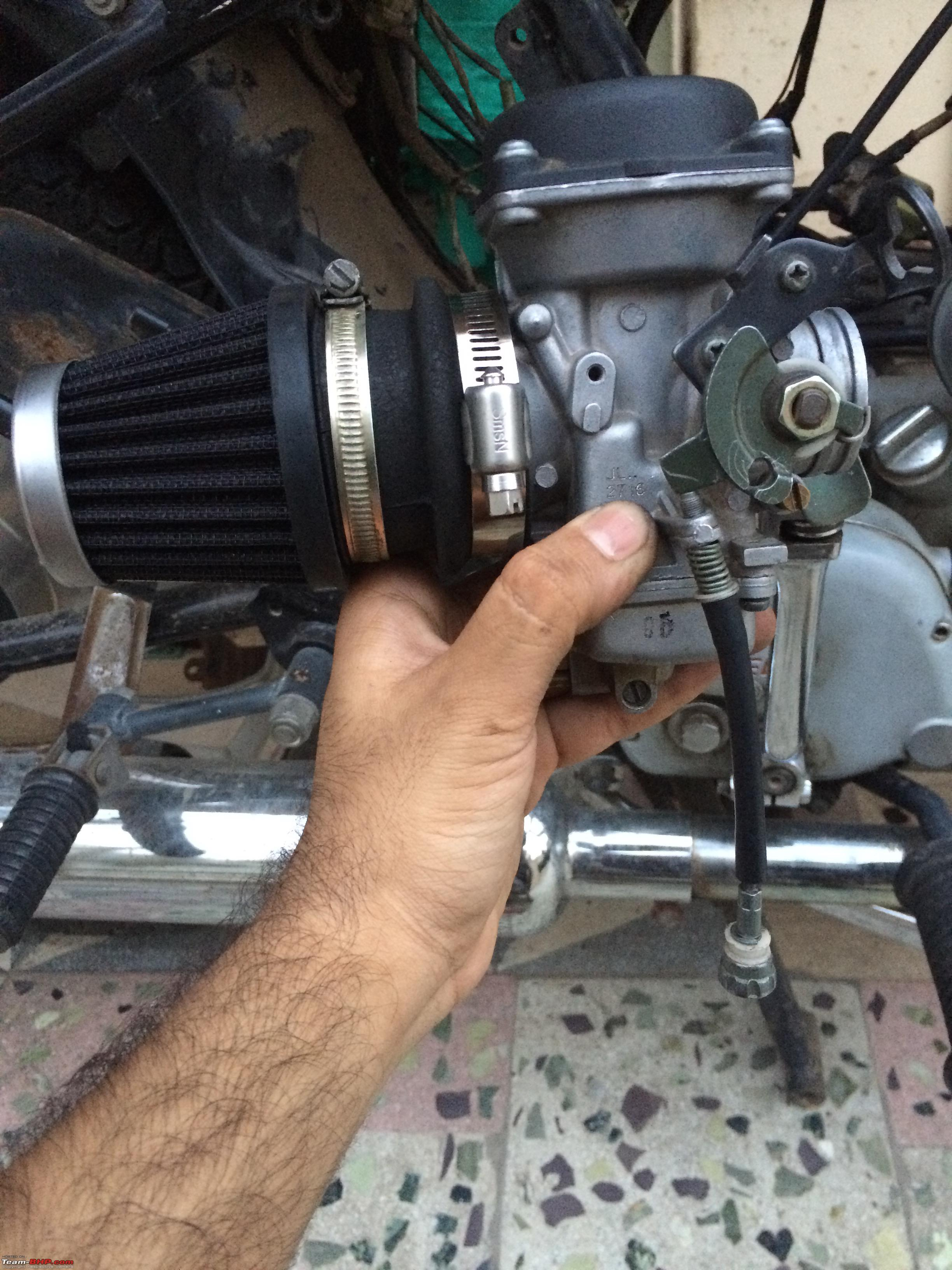 Enfield: Upgrade from BS26 to BS29 carburetor? - Page 2