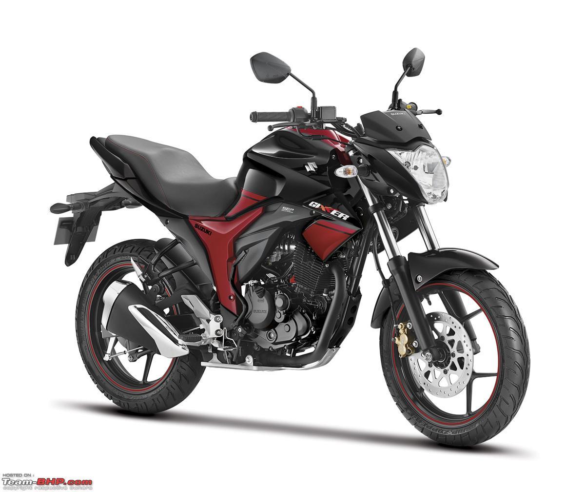The Suzuki Gixer 150cc - Page 4 - Team-BHP