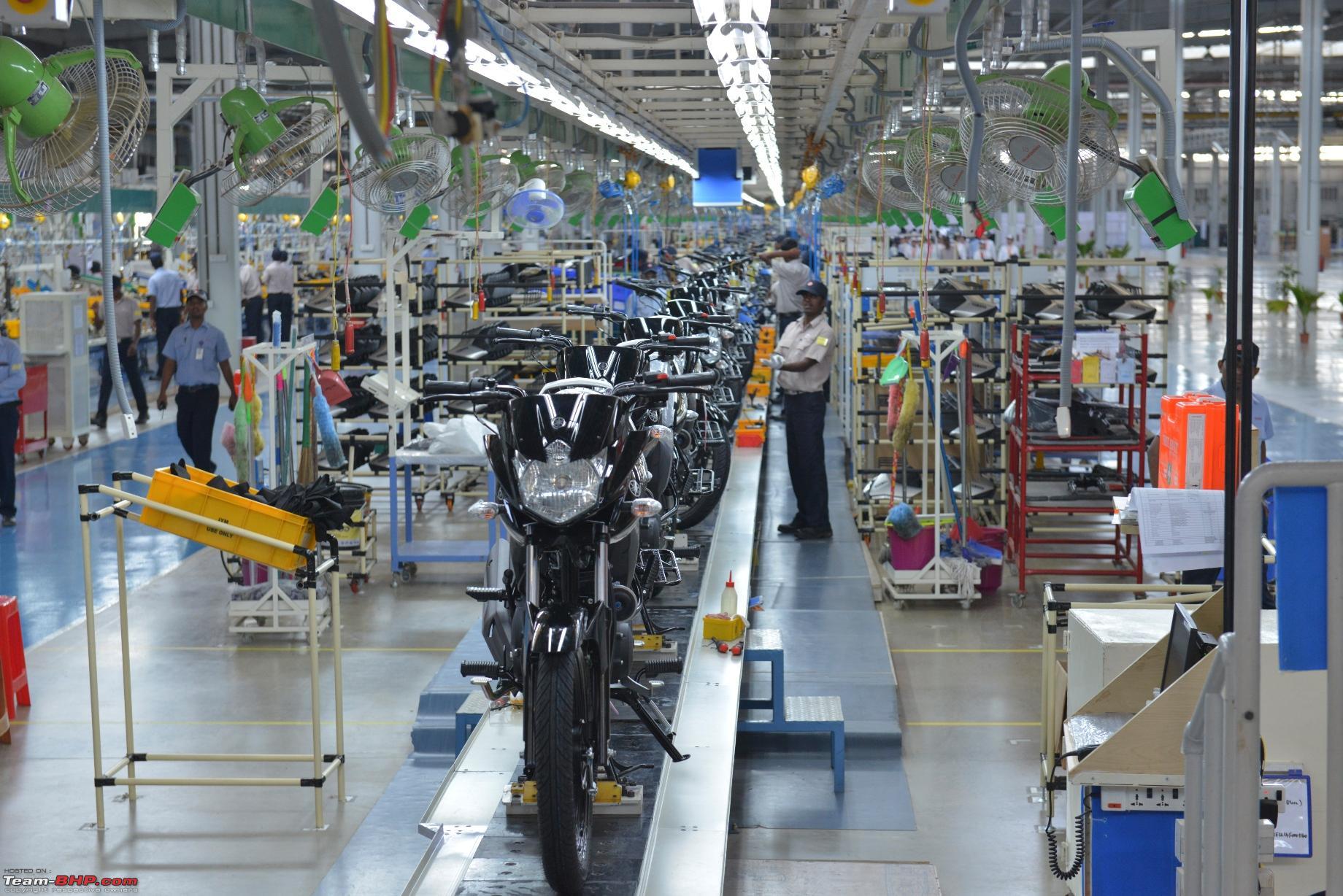 Yamaha Inaugurates Factory In Tamil Nadu Its 3rd Plant