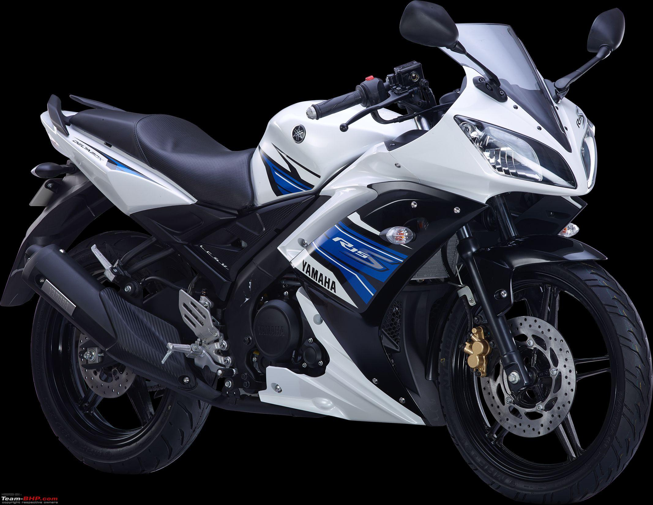 Yamaha yzf r15 s launched at rs 1 15 lakh r 15