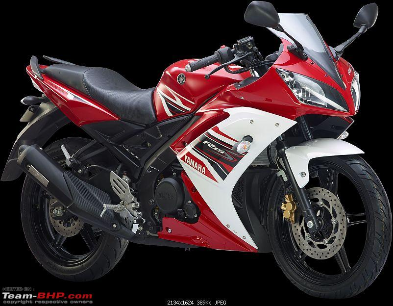 Yamaha YZF-R15 S launched at Rs. 1.15 lakh-r-15s-red-3qtr85427-2.jpg